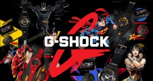 นาฬิกา Casio G-Shock Justice League