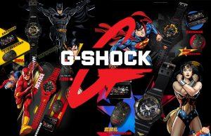 นาฬิกา Casio G-Shock Justice League