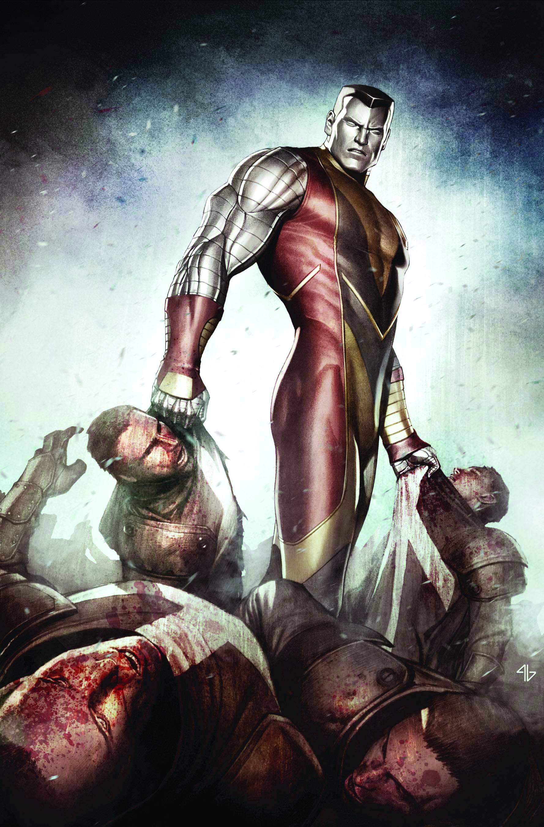 Colossus เอ็กซ์เมน