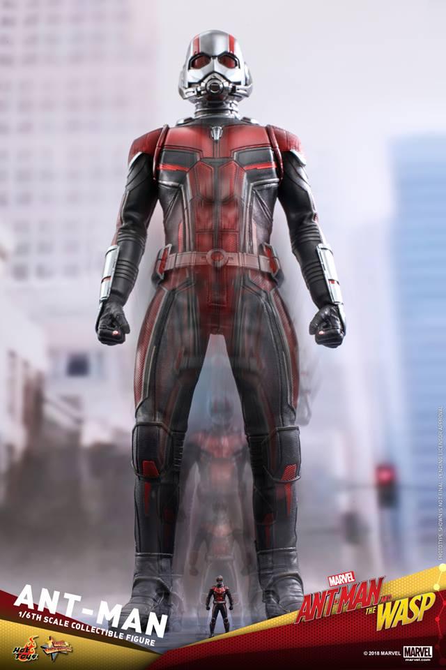 Ant-Man TheWasp ย่อส่วน