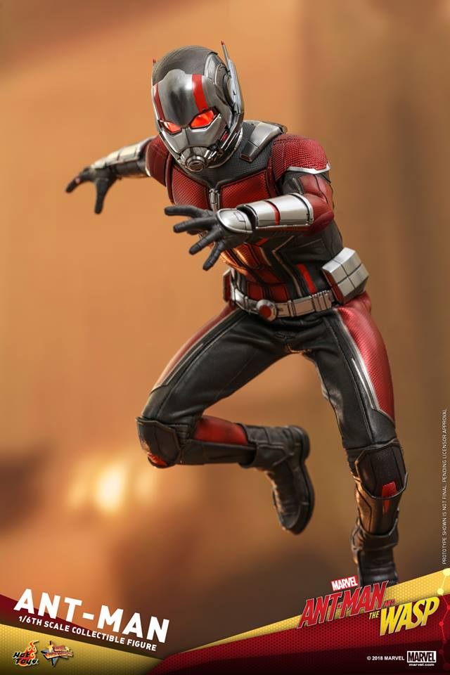 Ant-Man and the Wasp ขยายร่าง