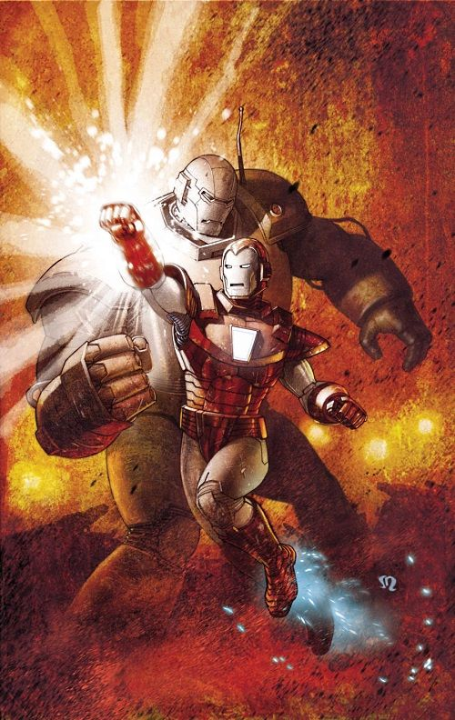 Silver Centurion Vs Iron Monger