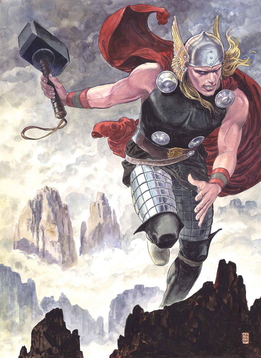 Thor ธอร์