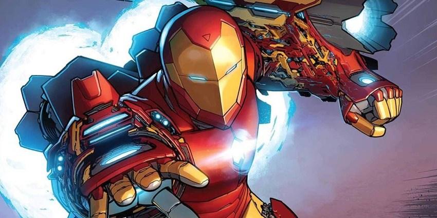 Iron man ไอรอนแมน