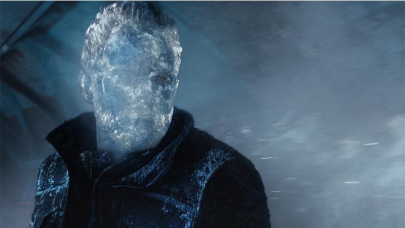 พลังพิเศษของ Iceman