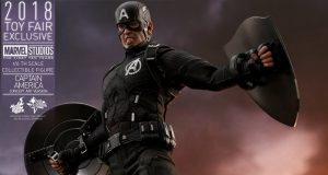 Hot toys Captain America (Concept Art Version)