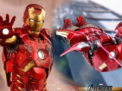 iron man mark 7 diecast