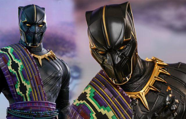 Black Panther T'Chaka