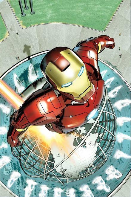 ชุดเกราะ Iron man