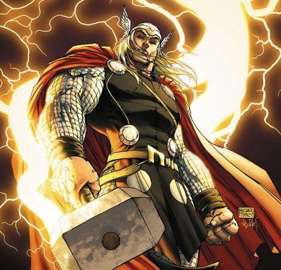 ธอร์ Marvel