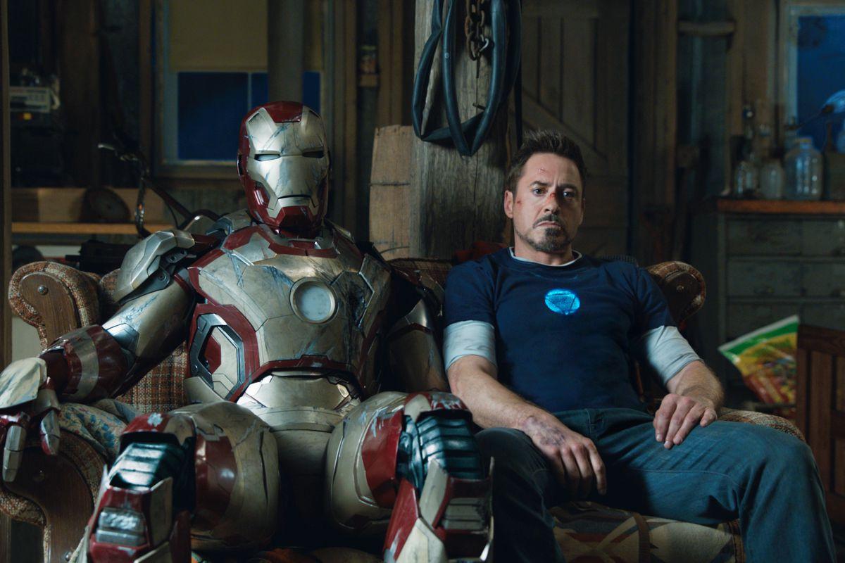 iron-man mark 32