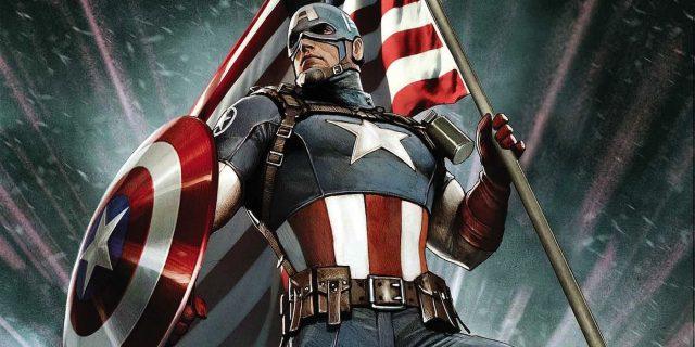 ประวัติ Captain-America-Comic