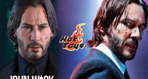 hot toys John Wick: Chapter 2