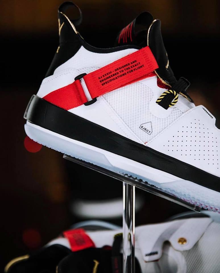 เปิดตัว รองเท้า Air Jordan XXX3