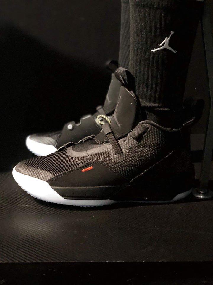 Air Jordan XXX3 สีดำ