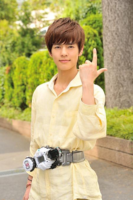 โทคิวะ โชโก คาเมนไรเดอร์จิโอ Kamen Rider ZI-O