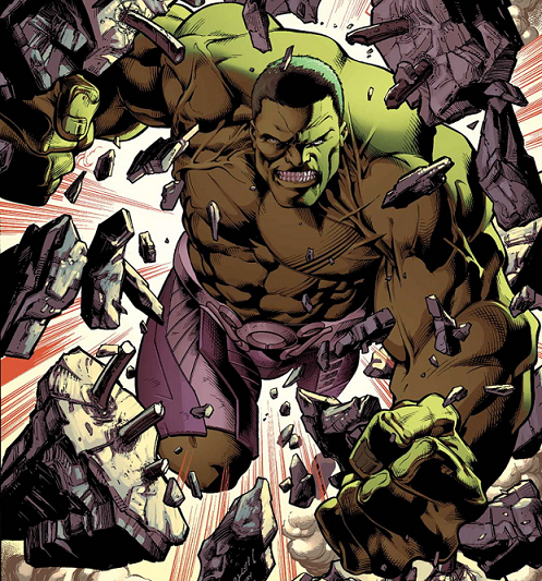 the hulk ยักษ์เขียว