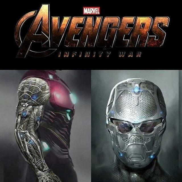 ชุดเกราะใหม่ Iron man ใน Avengers 4