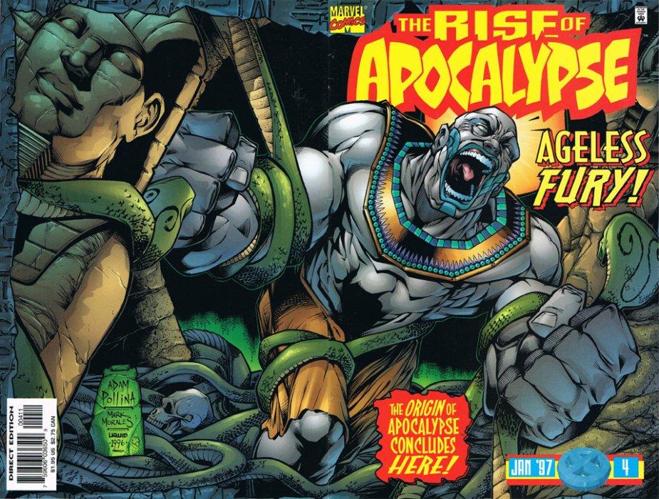 อะโพคาลิปส์ APOCALYPSE คือใคร