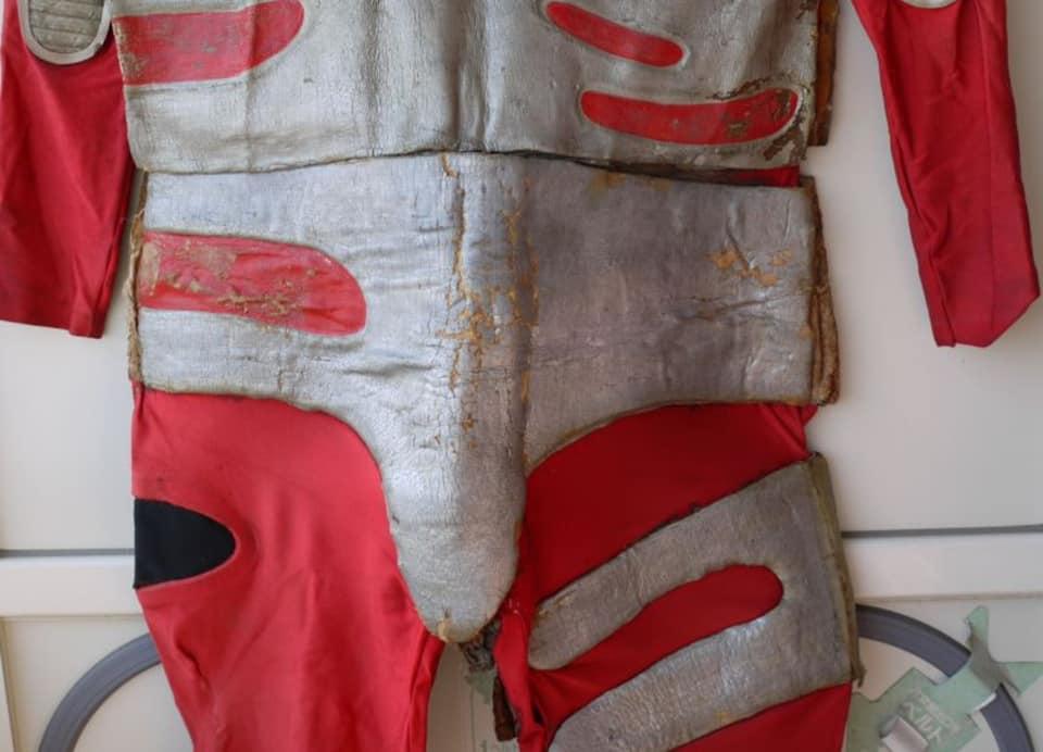 เปิดคลัง ชุดไอ้มดแดง ถ่ายทำจริง