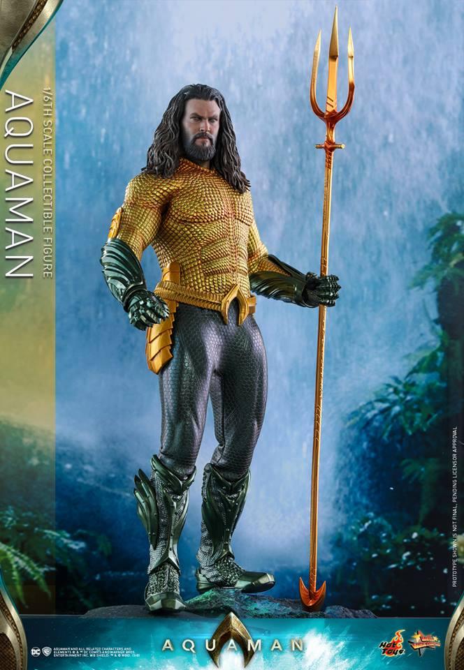 hot toys Aquaman อะควาแมน 1/6th