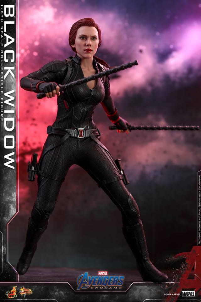 Hot toys Black Widow Avengers Endgame
