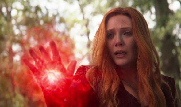 Scarlet Witch คือราศีมีน