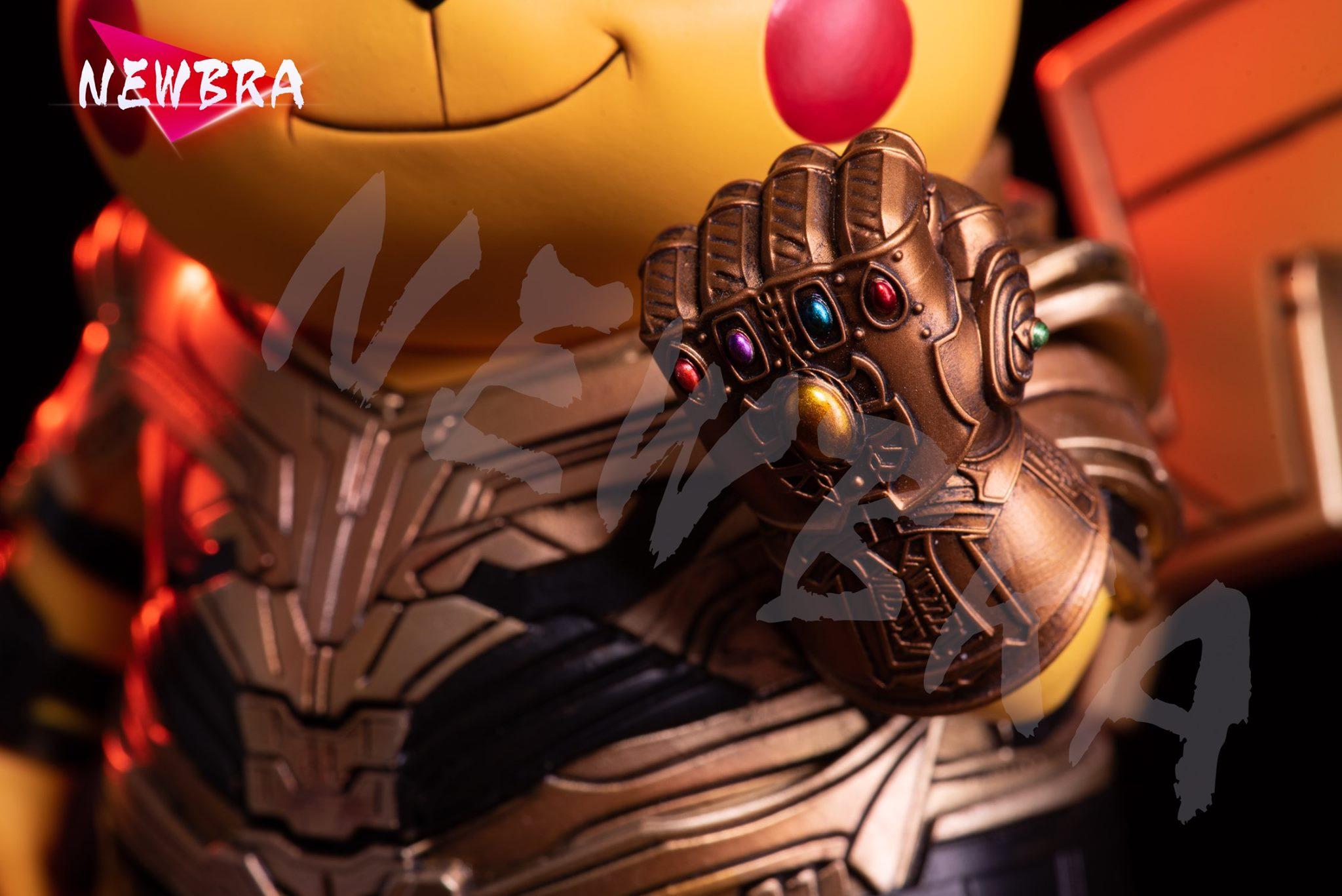 รีวิว Pikachu as Thanos by NEWBRA studio