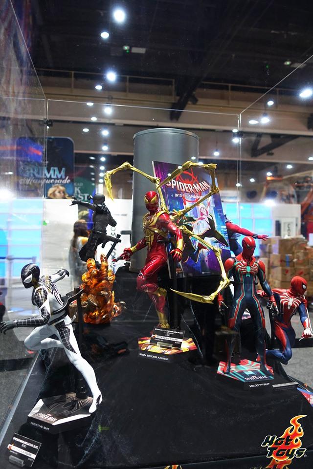 Hot toys งาน SDCC 2019