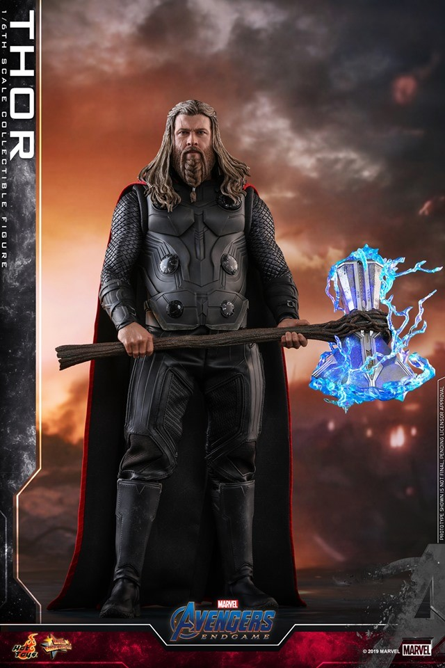 Hot toys MMS557 Thor-Avengers