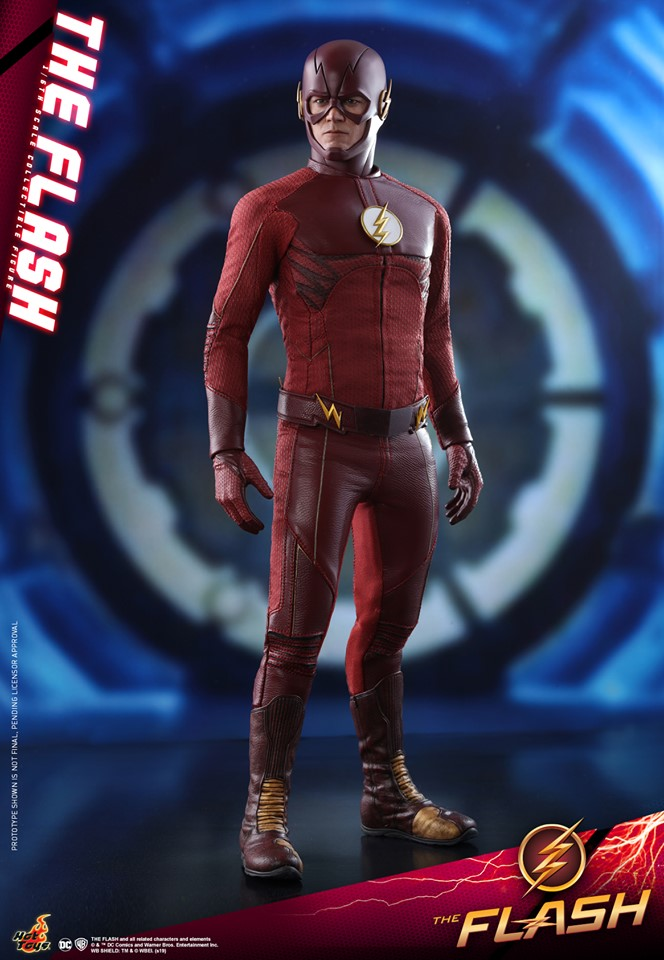 Hot toys The Flash Collectible Figure
