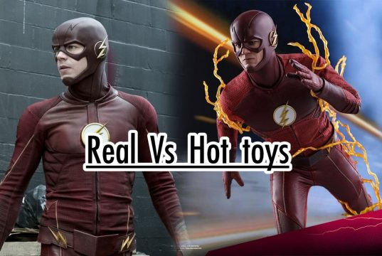 รีวิว Hot toys The Flash