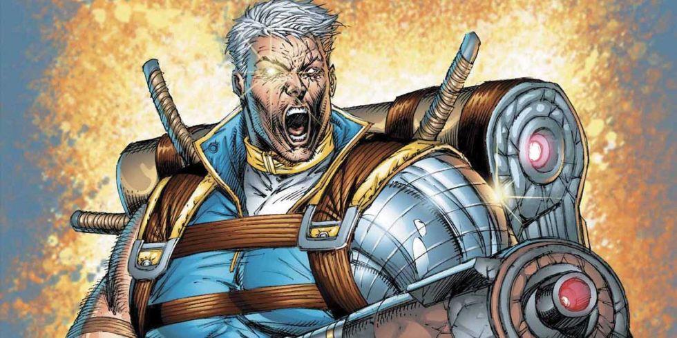 ประวัติ Cable X-men