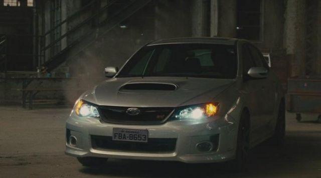 รถฮานใน Fast 5