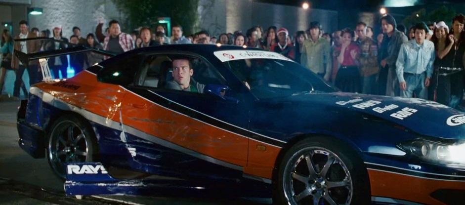 รถฮานใน Fast 3