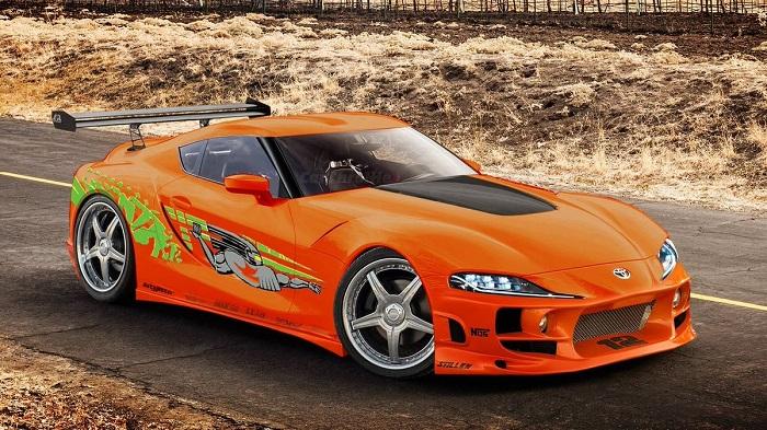 รถฮาน Fast 9