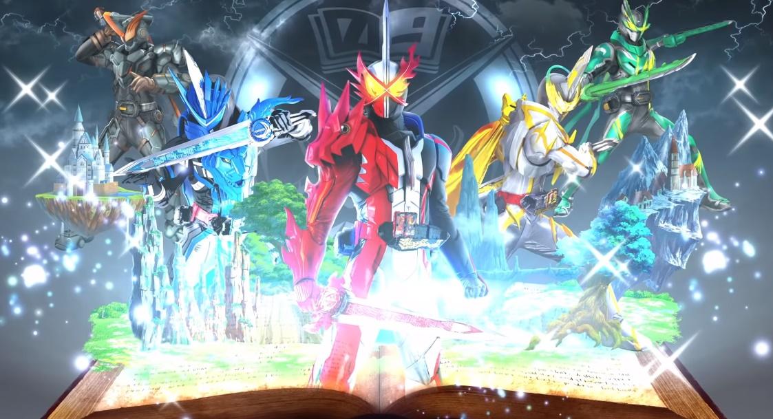 เรื่องย่อ คาเมนไรเดอร์เซเบอร์ Kamen Rider Saber