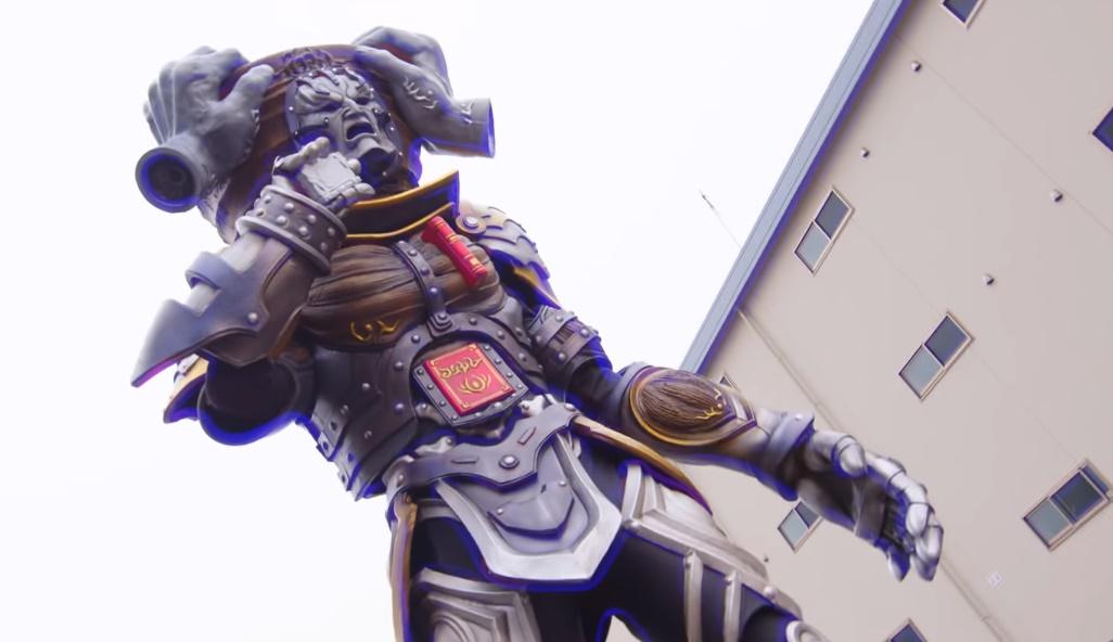 คาเมนไรเดอร์เซเบอร์ Kamen Rider Saber