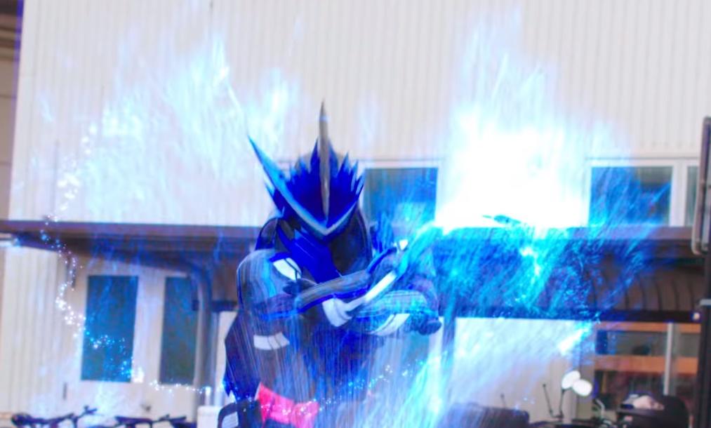 Kamen Rider Blaze