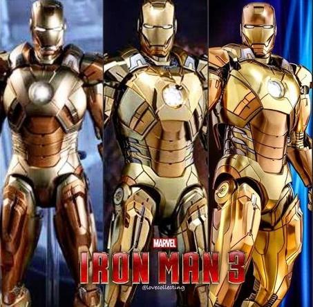 IronMan Mark 21 Midas