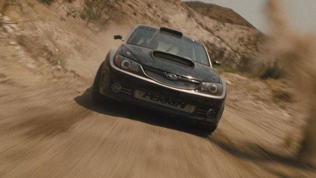 รวมรถซิ่งไบรอัน Subaru Impreza WRX STI 5 Fast 2