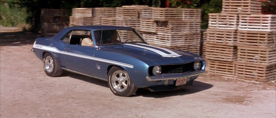 Yenko Camero S/T ปี 1969 Fast2