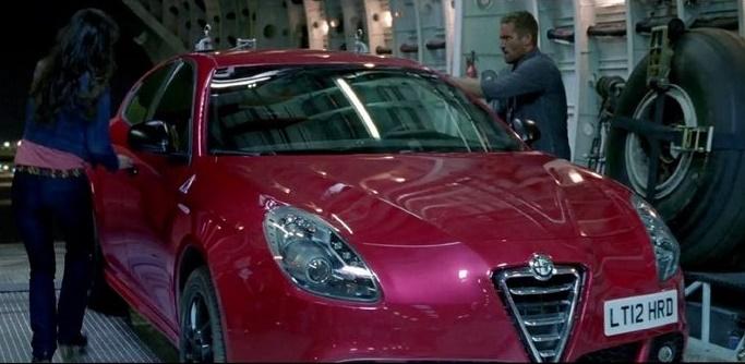 Alfa Romeo GIULIETTA QUARDRIFOGLIO VERDE