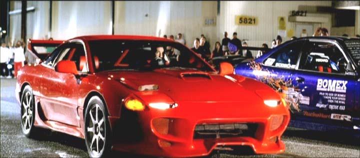 Dodge Stealth หรือ Mitsubishi GTO