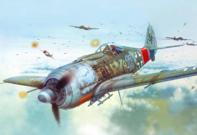 เครื่องบิน Luftwaffe