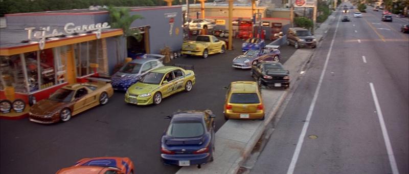รวมรถซิ่ง เทจ ปาร์คเกอร์ TEJ PARKER Fast & Furious