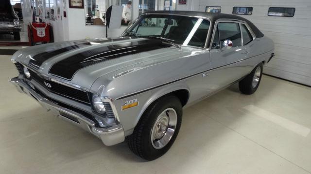 Chevrolet Nova SS ปี 1970