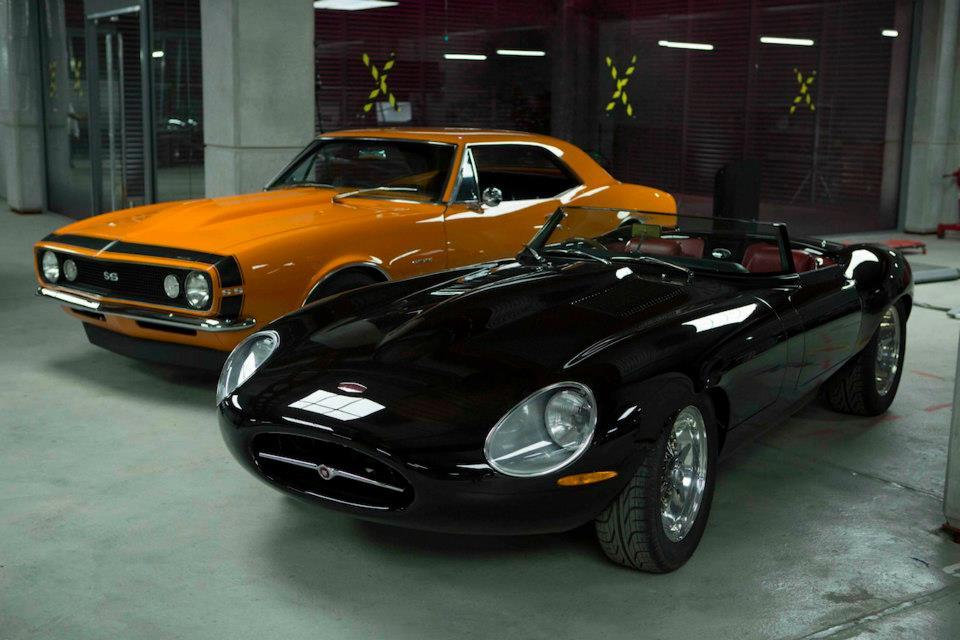 รถ Eagle Speedster