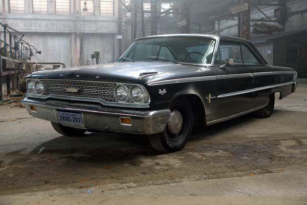 Ford Galaxie 500 XL ปี 1963