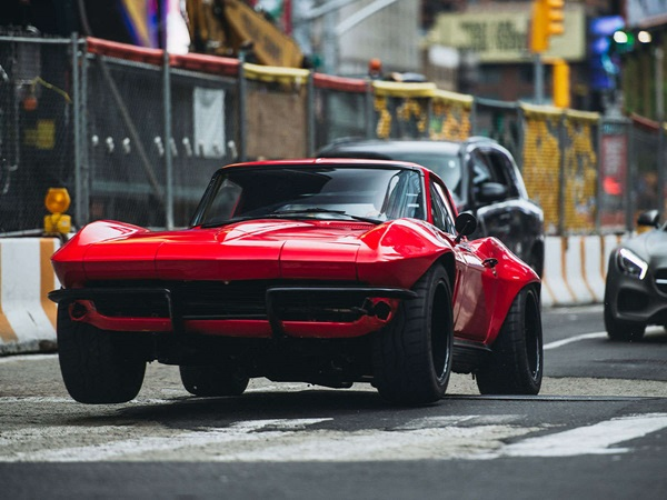 Chevrolet Corvette C2 (คัสตอม)